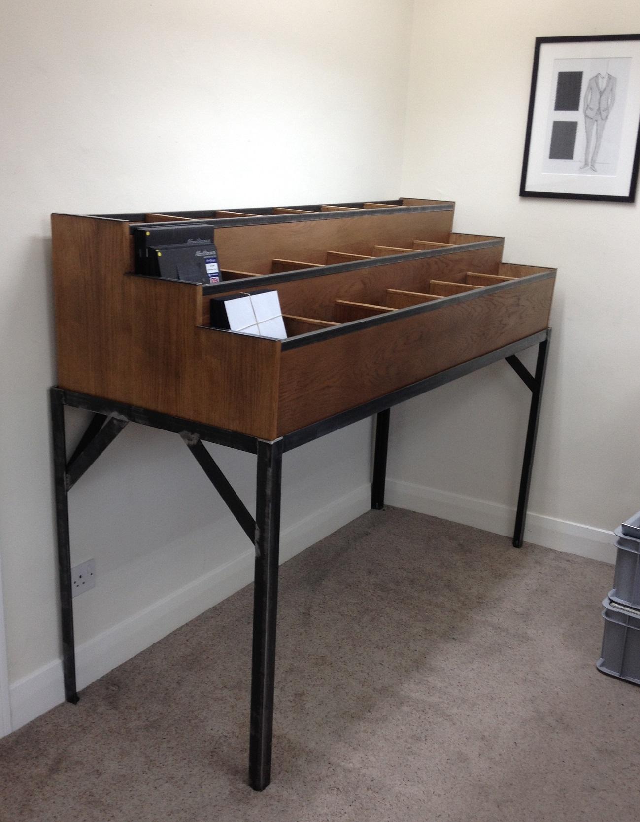 Alfred Brown Ltd sample display unit | Metroretro